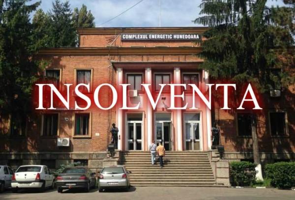 Reîncepe procesul insolvenței CEH