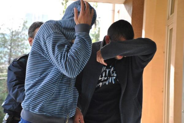 Gruparea de hoți din Călan- pedepse cu executare