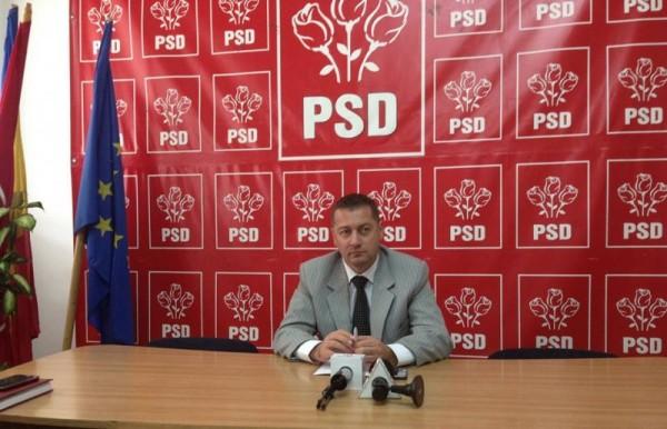 Renunță Cristian Resmeriță la mandatul de senator ?