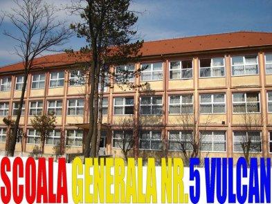 Școală din Vulcan, închisă din cauza gerului