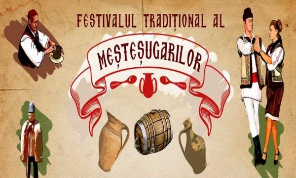 Festivalul Tradițional al Meșteșugarilor - Trei zile de distracție în orașul Petrila, la începutul lunii mai