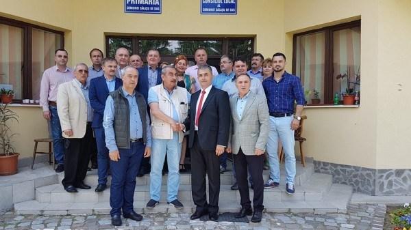 Viceprimarul Ioan Vlad, candidatul PSD în alegerile parțiale din comuna Sălașu de Sus