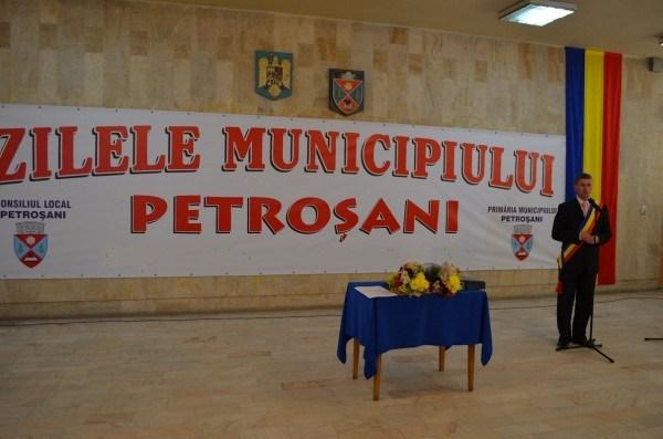 Programul competițiilor sportive din cadrul Zilelor Municipiului Petroșani