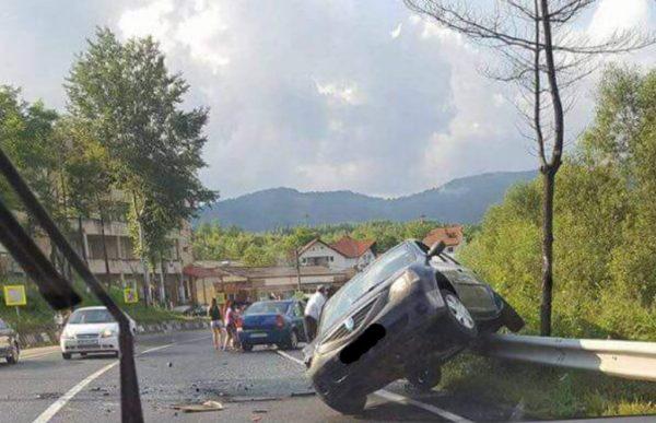 Ultimă oră: Grav accident de circulație în localitatea Bănița