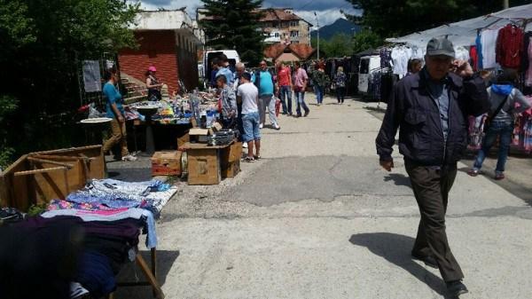 Măsuri pentru reglementarea târgului second-hand din Petroșani