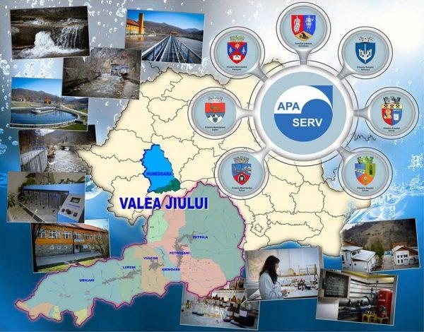 Restricții de apă, MARȚI la PETROȘANI și VULCAN
