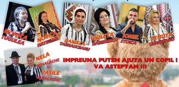 """Spectacol caritabil la Lupeni: """"Ajută-l pe Adonis să zâmbească"""" !"""