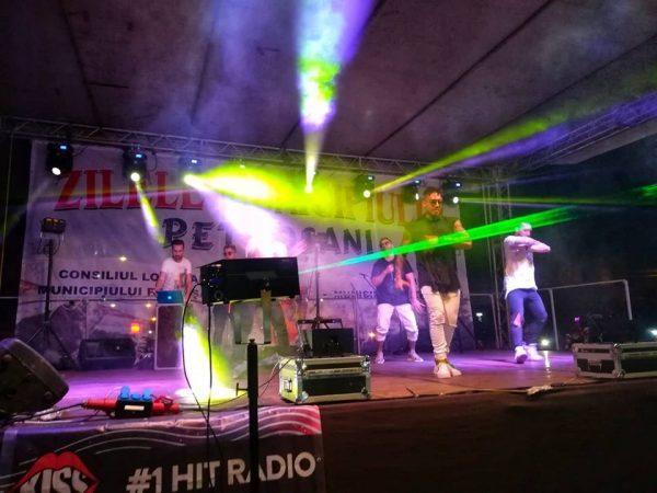Mii de oameni s-au bucurat de spectacolele Zilelor Municipiului Petroșani