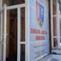 Se reiau audiențele la nivelul Consiliului Județean Hunedoara