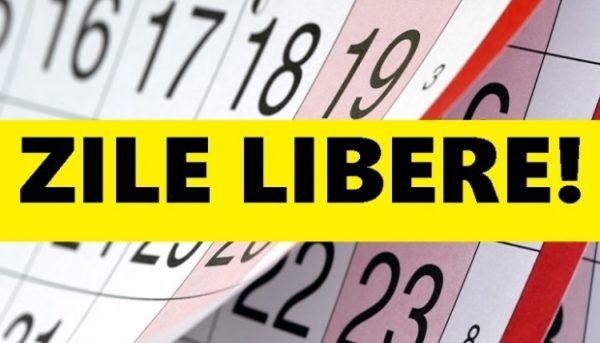 ZILE LIBERE 2019: Cât vor sta acasă românii în luna iunie. Ziua copilului și Rusaliile, zile libere prin lege