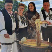 Momârlanii Petroșaniului, gazde bune la Târgul tradițional din Varpalota