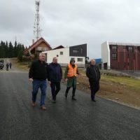 CJ Hunedoara își respectă promisiunea: Drumul din Parâng, modernizat complet
