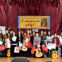 """O nouă """"Generație-n blugi"""" a festivalului folk de la Vulcan și-a desemnat laureații"""