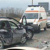 BREAKING NEWS: Accident între Hațeg și Deva