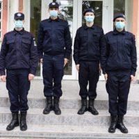 Patru elevi ai școlilor militare au depus jurământul la IJJ Deva