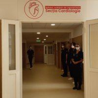 Noua Secție Cardiologie a Spitalului Județean de Urgență Deva – finalizată și funcțională