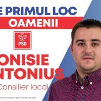 Profil de candidat al PSD Lupeni pentru alegerile locale: ANTONIUS FLAVIUS ONISIE