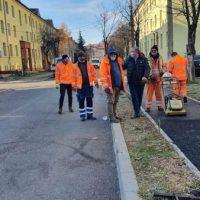 """La Uricani se modernizează și aleile pietonale din """"orașul vechi"""""""