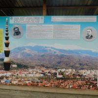 Semnele activității lui Constantin Brâncuși în Petroșani sunt prezentate turiștilor la intrarea în Peștera Bolii