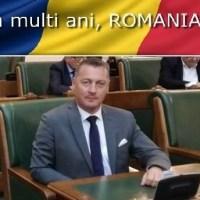 Mesaj de Ziua Națională / Cristian Resmeriță – senator PSD