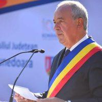 Mesaj de Ziua Națională / Laurențiu Nistor, președintele Consiliului județean Hunedoara