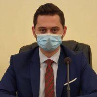 Consilierul Județean Alin Țambă va exercita temporar atribuțiile președintelui Laurențiu Nistor