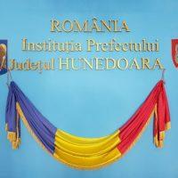 Echipă de conducere nouă la Prefectura Hunedoara