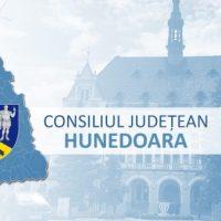 Consiliul județean Hunedoara / Anunț convocator ședința CJH din 22 aprilie 2021