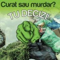 Supercom susține acțiunea de ecologizare în Poiana Mare din Uricani