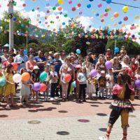 Zi de sărbătoare în minunata lume a copilăriei, la Lupeni