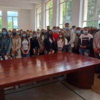 Liceeni din Oltenia, în vizită de documentare la Facultatea de Mine de la Petroșani