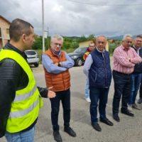 Începe execuția lucrărilor pentru modernizarea drumurilor județene de pe culoarul Văii Mureșului