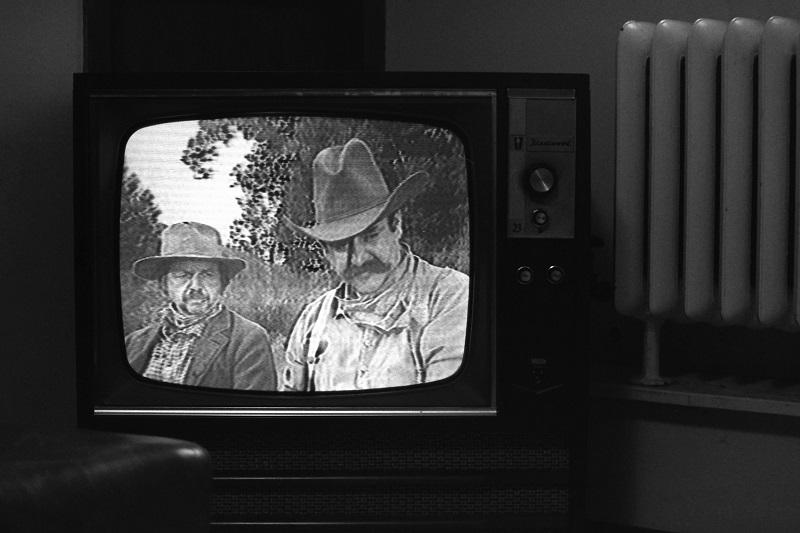 film, black and white,