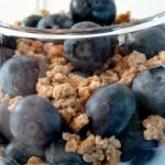 Blueberry Crunch Parfaits