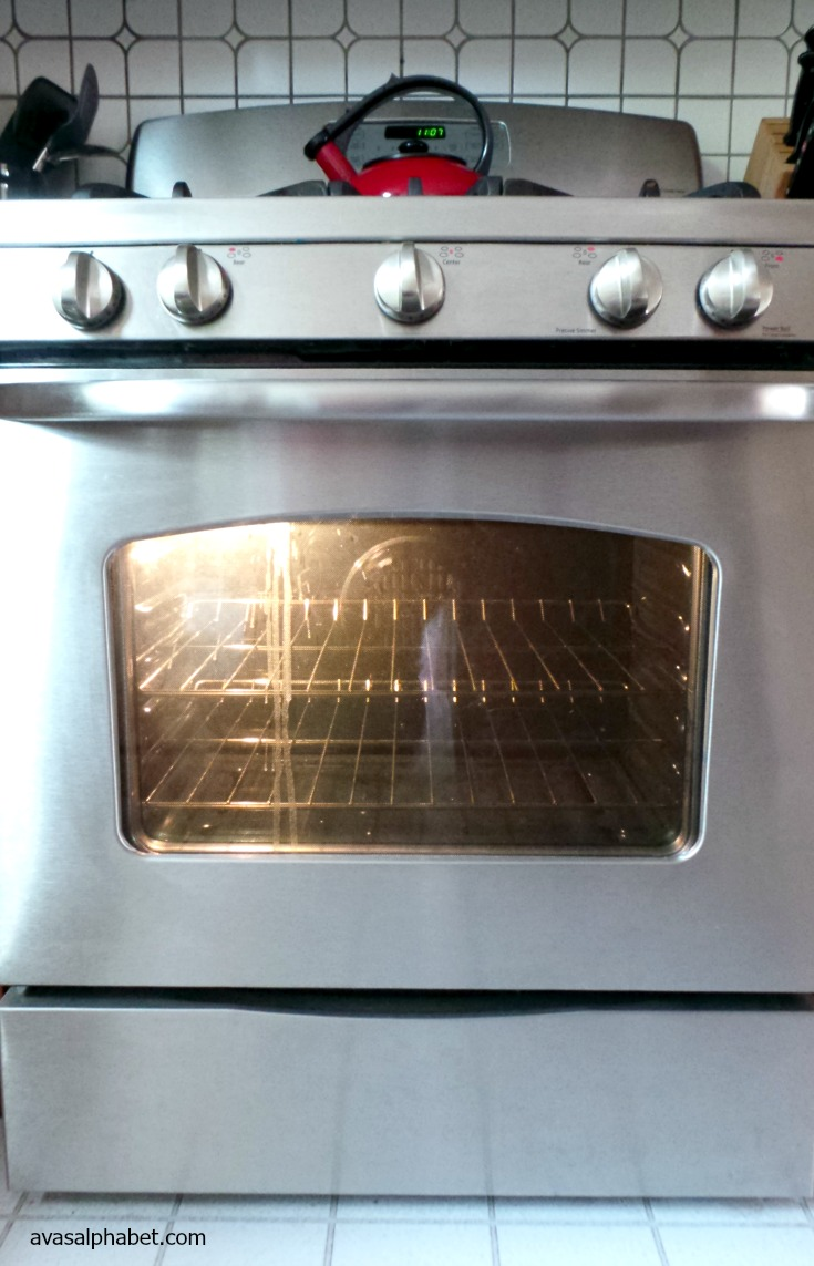 How To Clean Between The Glass On Your Oven Door