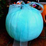 Let's Talk About Teal Pumpkins