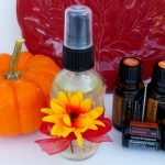 DIY Fall Room Spray