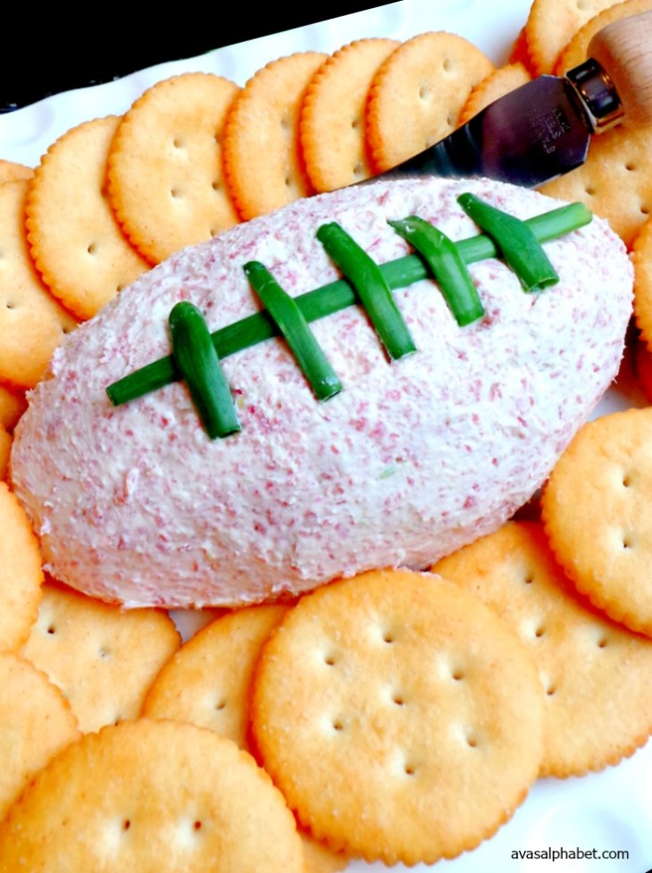 Delicious Dried Beef Cheese Ball