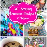 30+ Sizzling Summer Recipes and Ideas from Ava's Alphabet