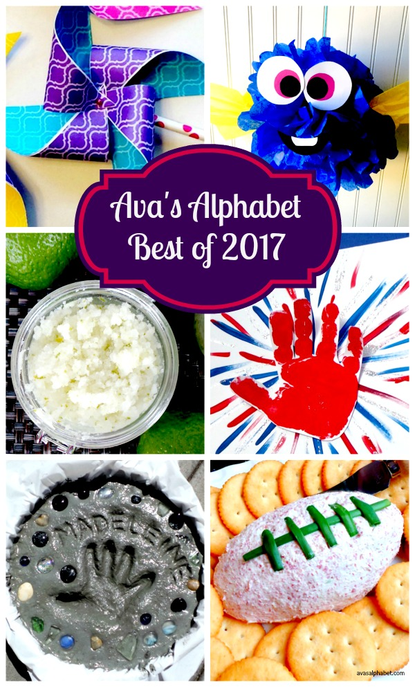Ava's Alphabet Best of 2017