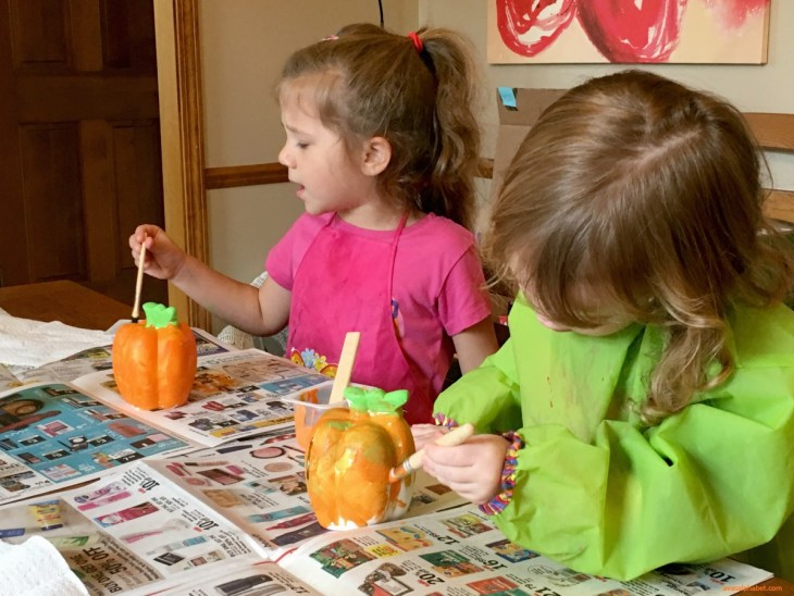 Host a Fall Harvest Party from Ava's Alphabet