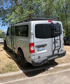 NV 3500 rear bumper from Avatar