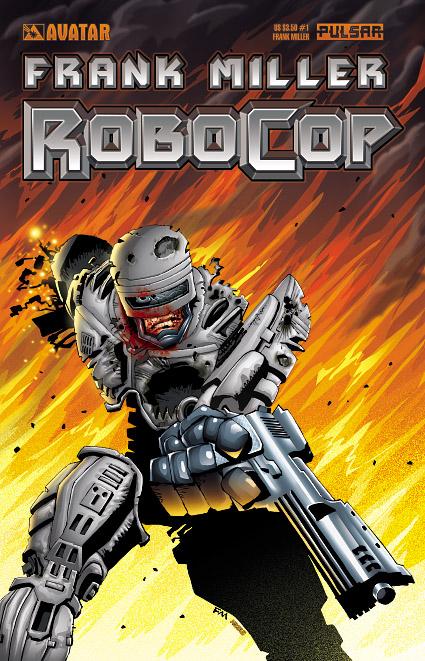 Robocop visto da Frank Miller