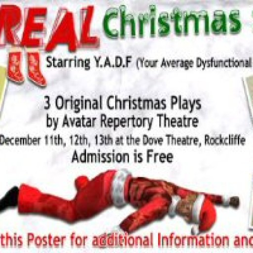 The REAL Christmas Story - Virtual World Theater