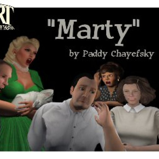 Marty - Virtual World Theater