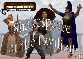 Shakespeare At The Pavillion - Virtual World Theater