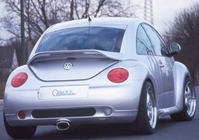 Rear Lip For Volkswagen Beetle