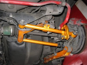 Trailing arms (rear) for Subaru Impreza (2004  2005) › AVB Sports car tuning & spare parts