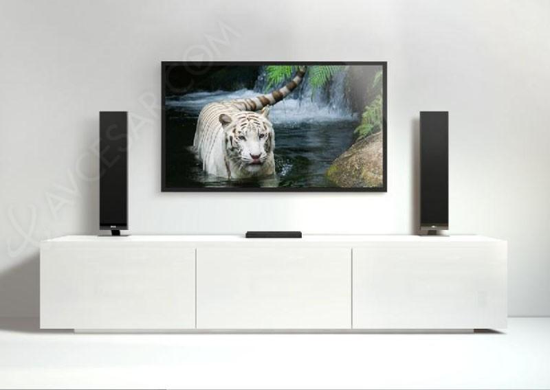 Kef V300 Systme 20 Ultra Plat Pour TV