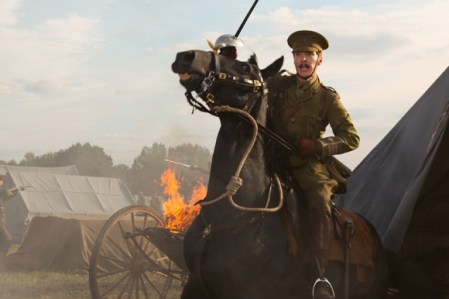 Test Cheval De Guerre Blu-Ray